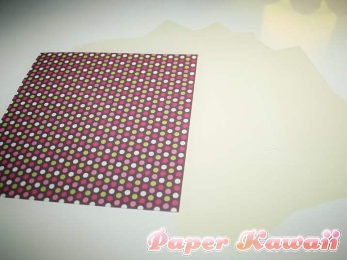 Mini Origami Books Tutorial - Paper Kawaii - photo#22