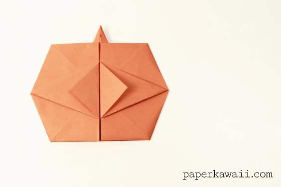Origami Pumpkin Tato Video Tutorial