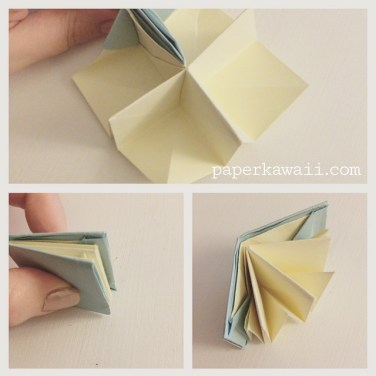 The #origami page a day calendar by Margaret van Sicklen w… | Flickr | 376x376