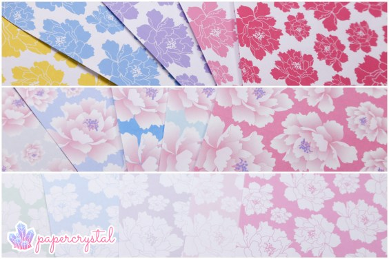 Welcome to Bits and Scribbles: Printable Origami Paper by Paper ... | 376x564