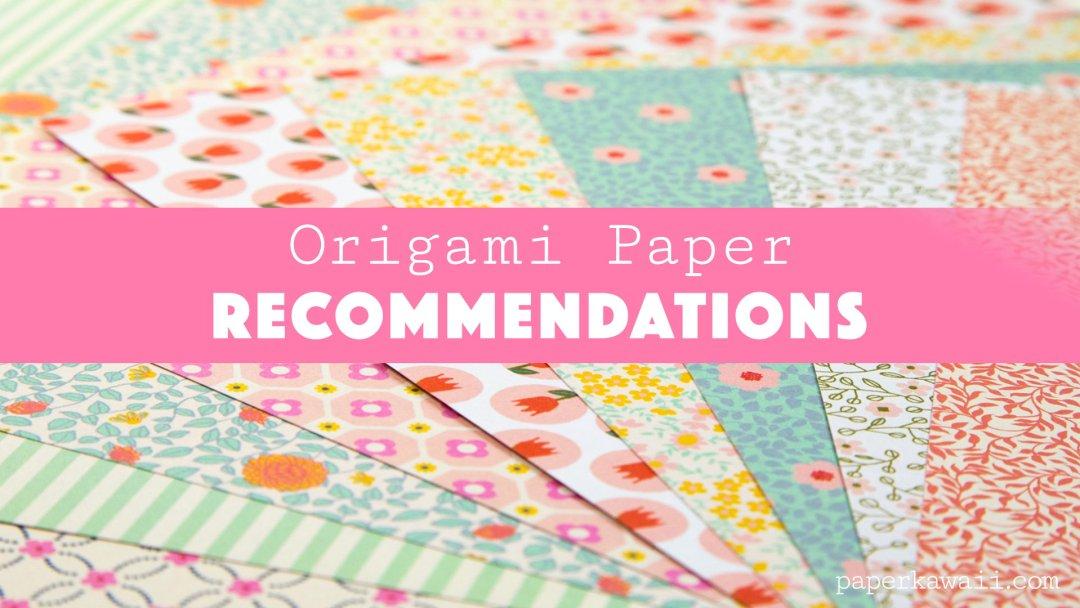 where do i get my origami paper paper kawaii
