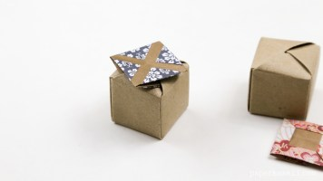 Origami Naughts & Crosses Game Instructions
