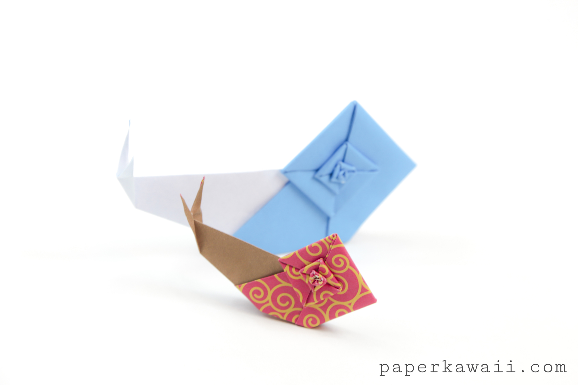 Animal - Origami Snail | Geometric origami, Paper crafts origami ... | 1280x1920