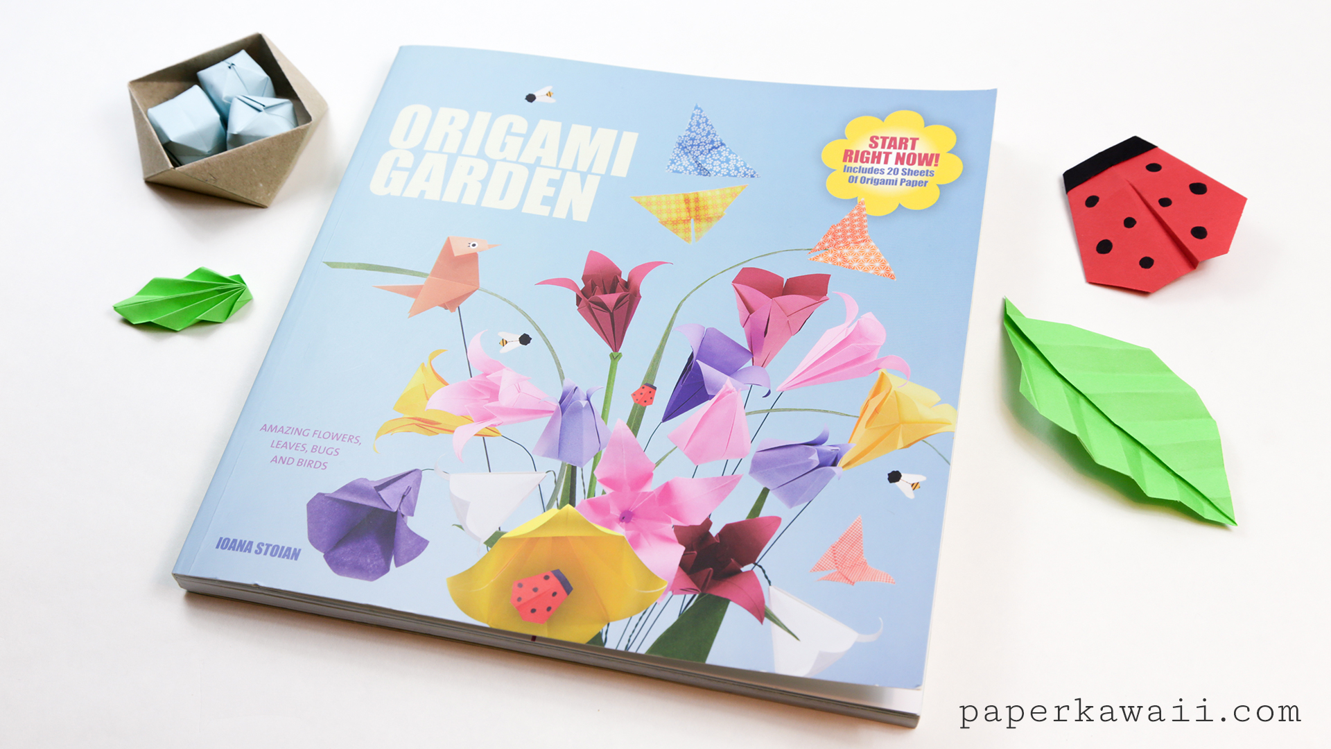 Origami snail tutorial quick overview of the origami garden by this is a great origami book for people of all folding levels and includes 41 origami models and 20 sheets of origami paper mightylinksfo