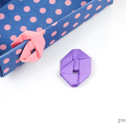 Origami Paper Clips!