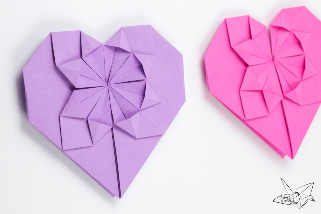 How to Fold a Dollar Bill Into an Origami Heart | HGTV | 720x1080