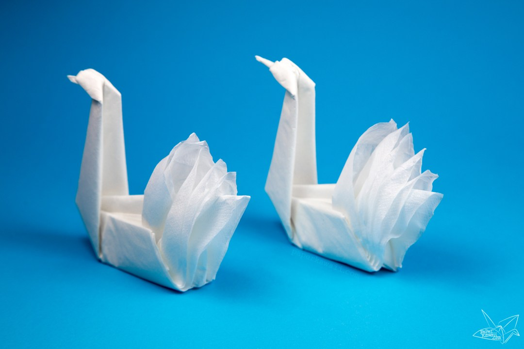 swan origami | Origami swan instructions, Origami diagrams ... | 720x1080