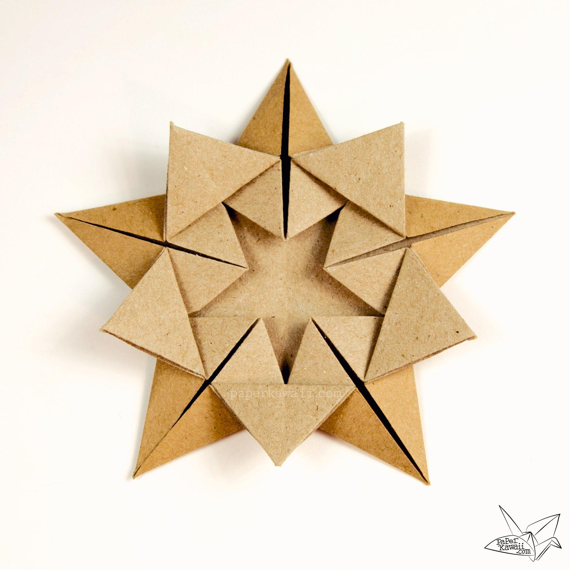 One Sheet Origami Keninamas