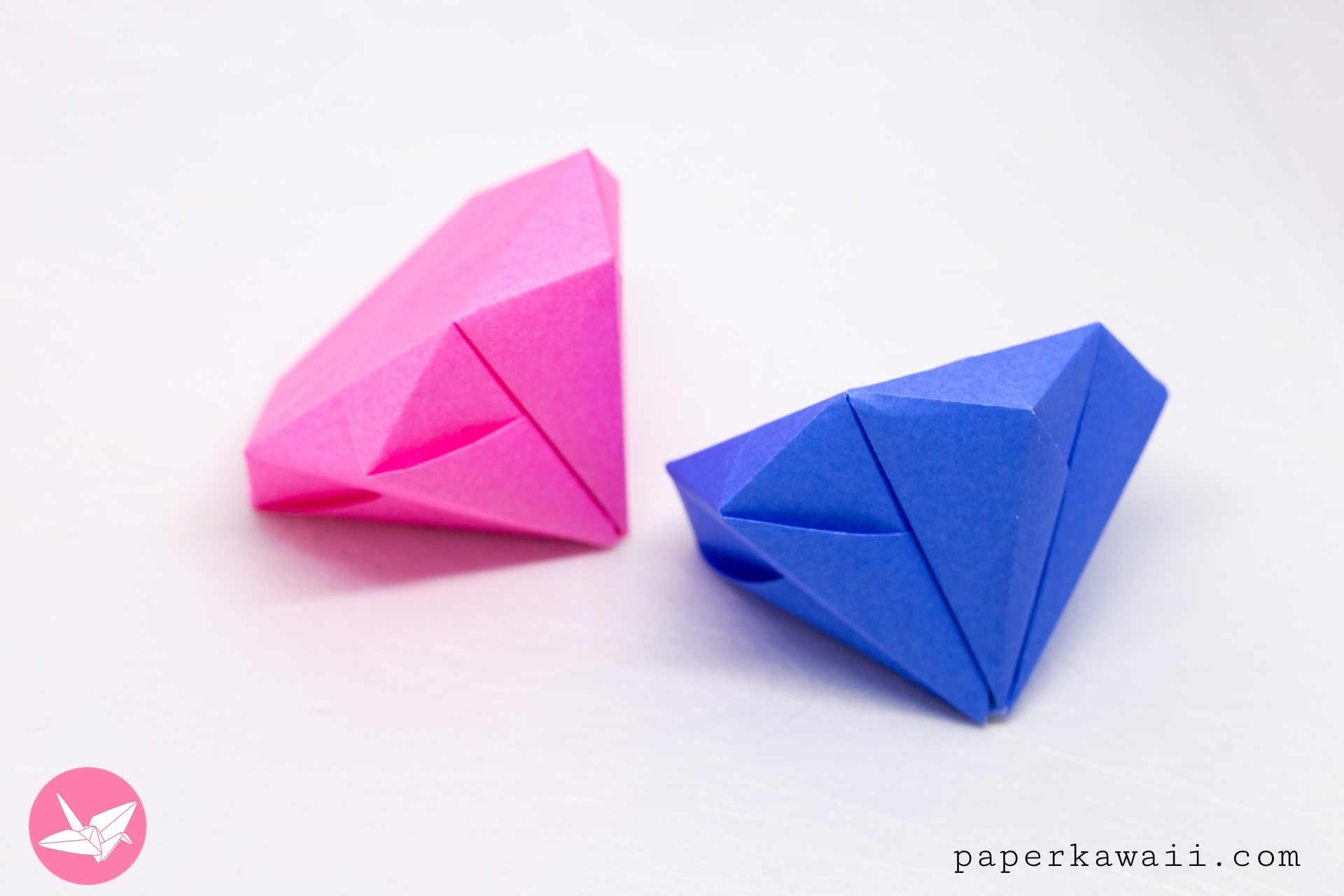 Free Origami Instructions 3d Crystal User Guide Manual That Easy