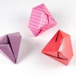 Easy Origami Diamond Tutorial