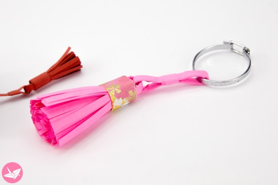 DIY Paper Tassel Tutorial