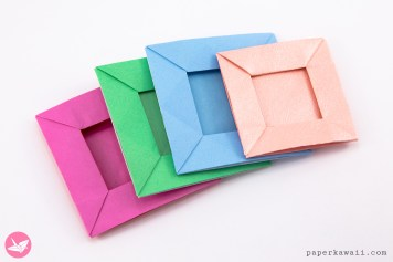 origami-pop-up-picture-frame-boxes-tutorial-paper-kawaii-01