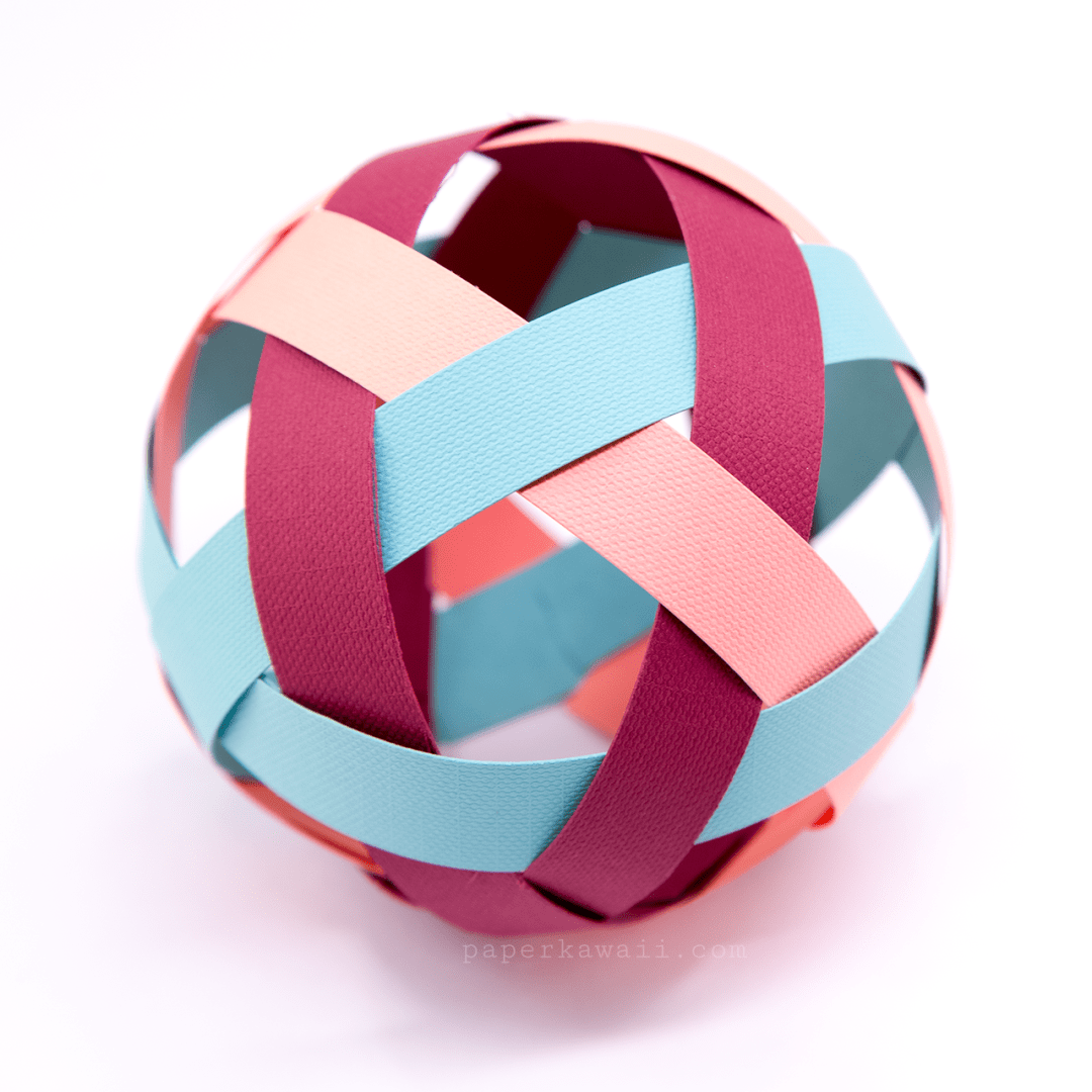 How to make football ball from paper or soccerball from paper ... | 1080x1080