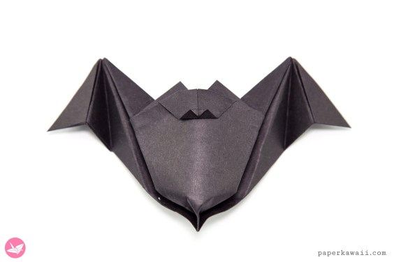 Origami Batty Bat Tutorial