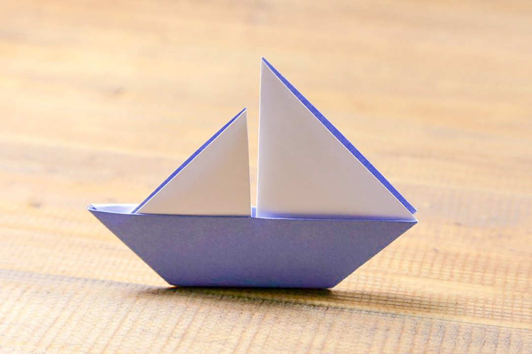 how to make origami boat - YouTube | 719x1080