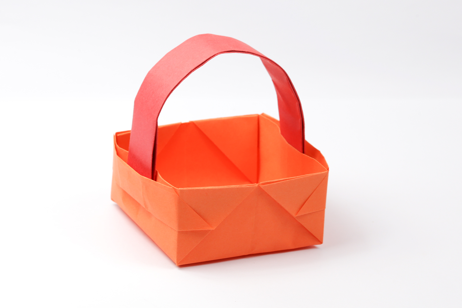 Easy DIY Origami Easter Bunny Baskets for Android - APK Download | 1066x1600