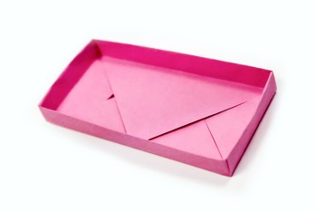 How to Make an Easy Origami Boat | 233x350