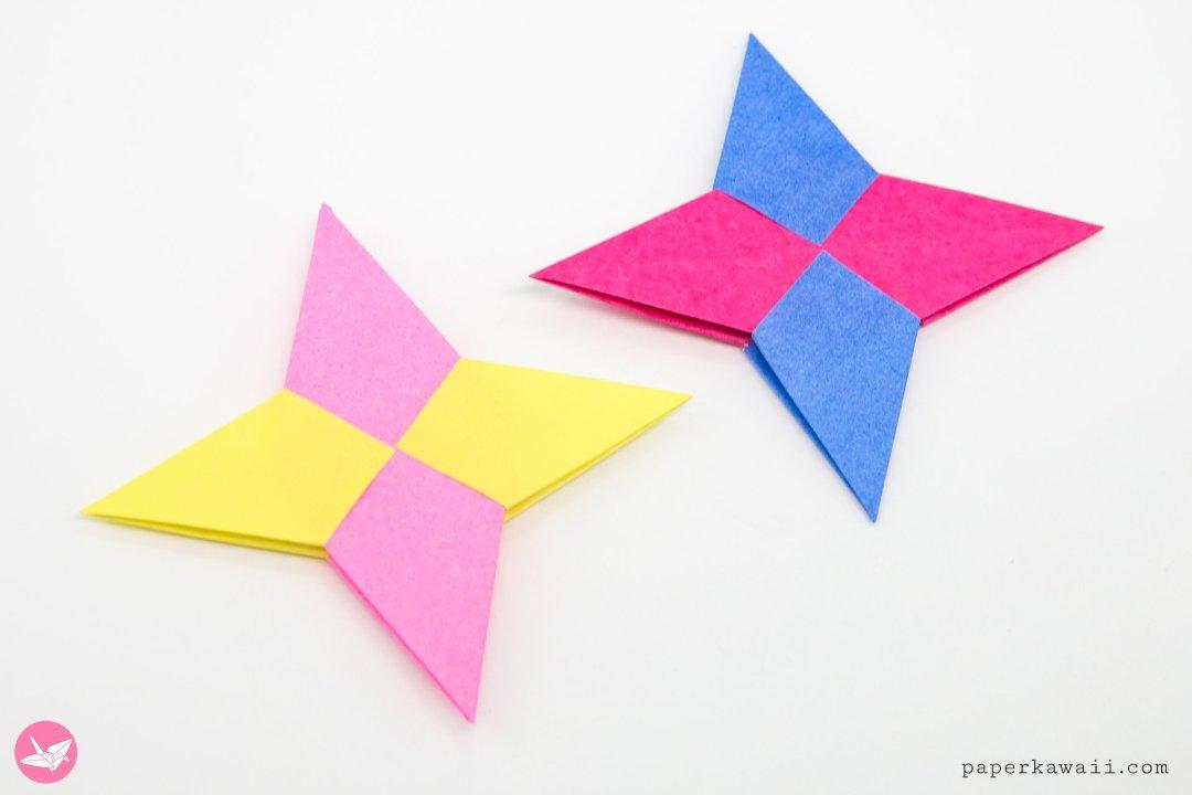 Suriken Oragami Ninja Star, Paper Ninja Stars, Origami - Origami ... | 720x1080
