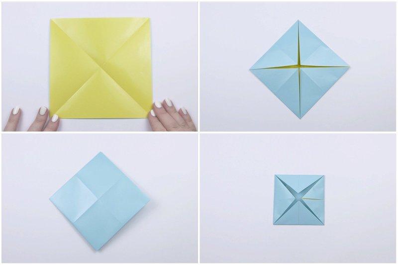 Paper fortune teller - Wikipedia | 533x800