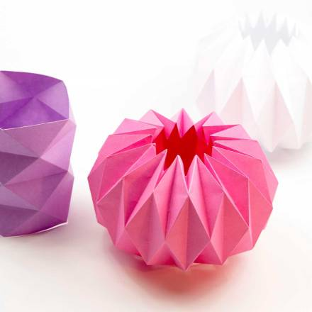 Origami Accordion Folding