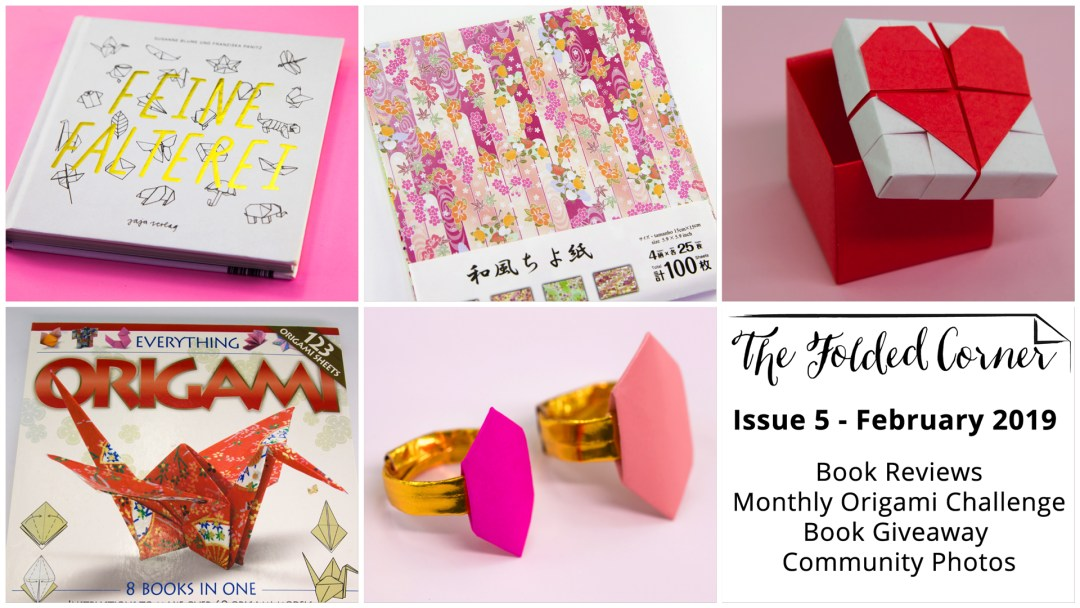 The Folded Corner Issue No.5 – February 2019
