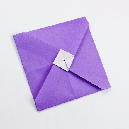 Origami Photo Tutorials via @paper_kawaii