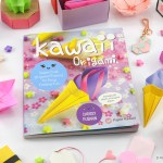 [GIVEAWAY!] Kawaii Origami – Super Cute Origami Projects For Easy Folding Fun