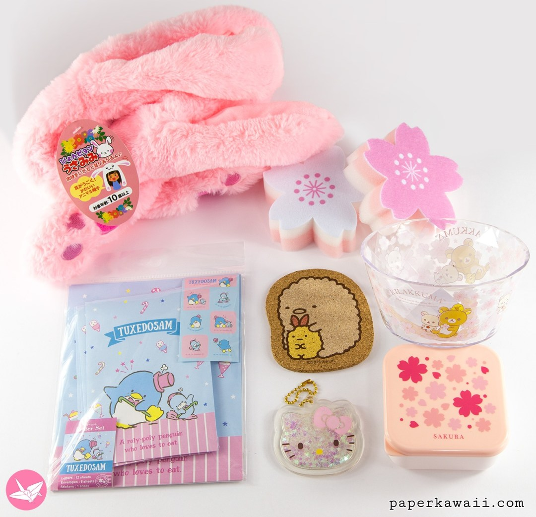 Yumi Twins Kawaii Box Review & Giveaway via @paper_kawaii