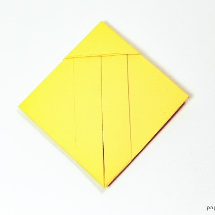 Origami Card Wallet Tutorial via @paper_kawaii