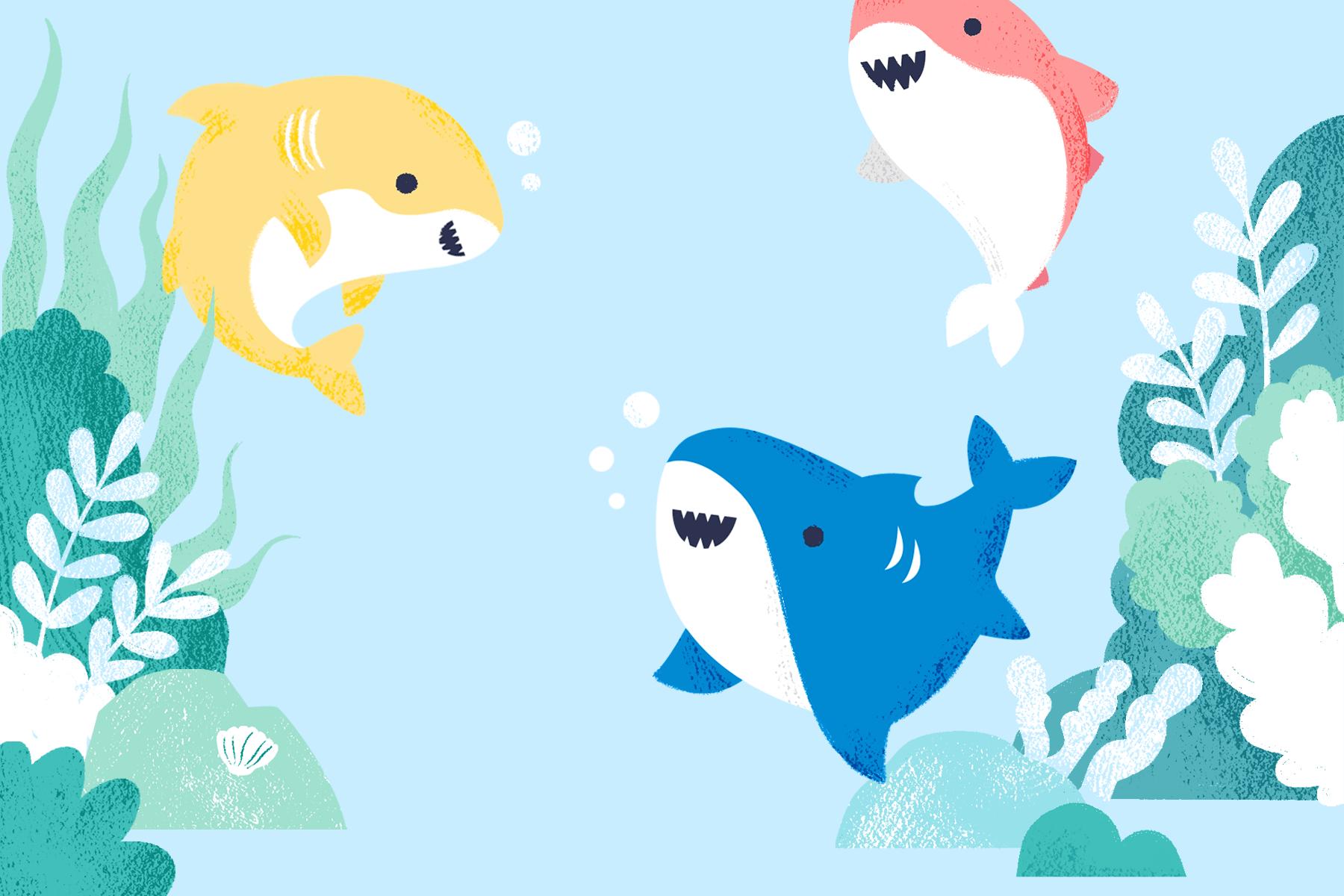 Baby Shark Birthday Party Ideas Paperless Post