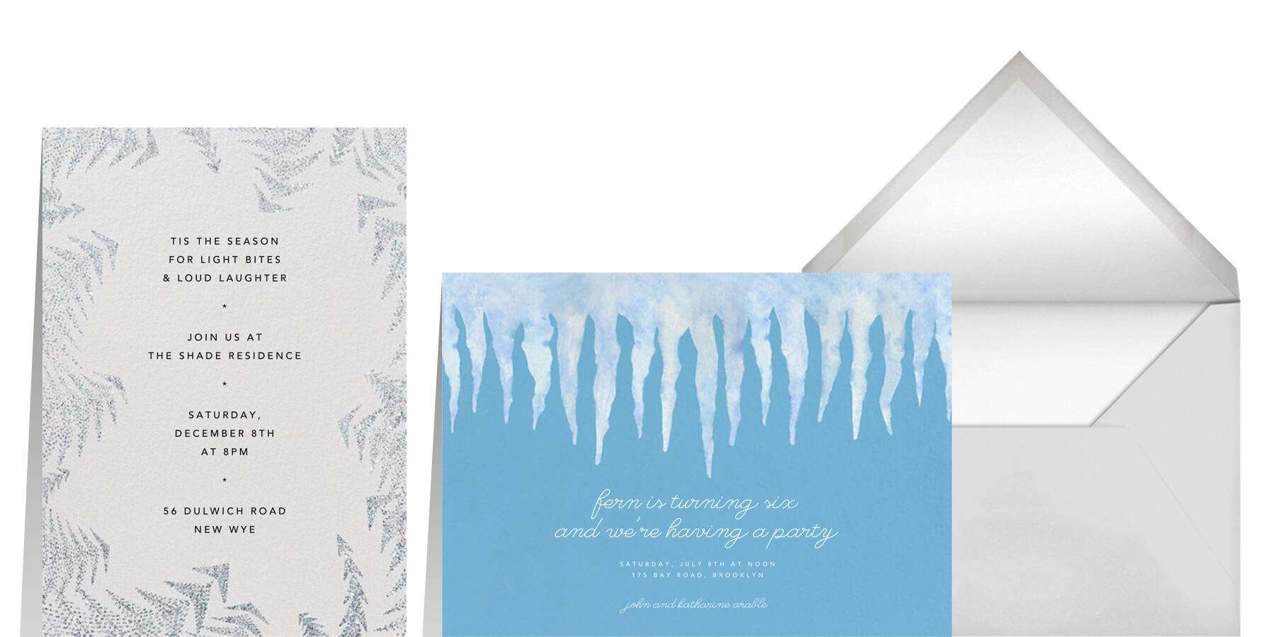 frozen birthday party ideas paperless