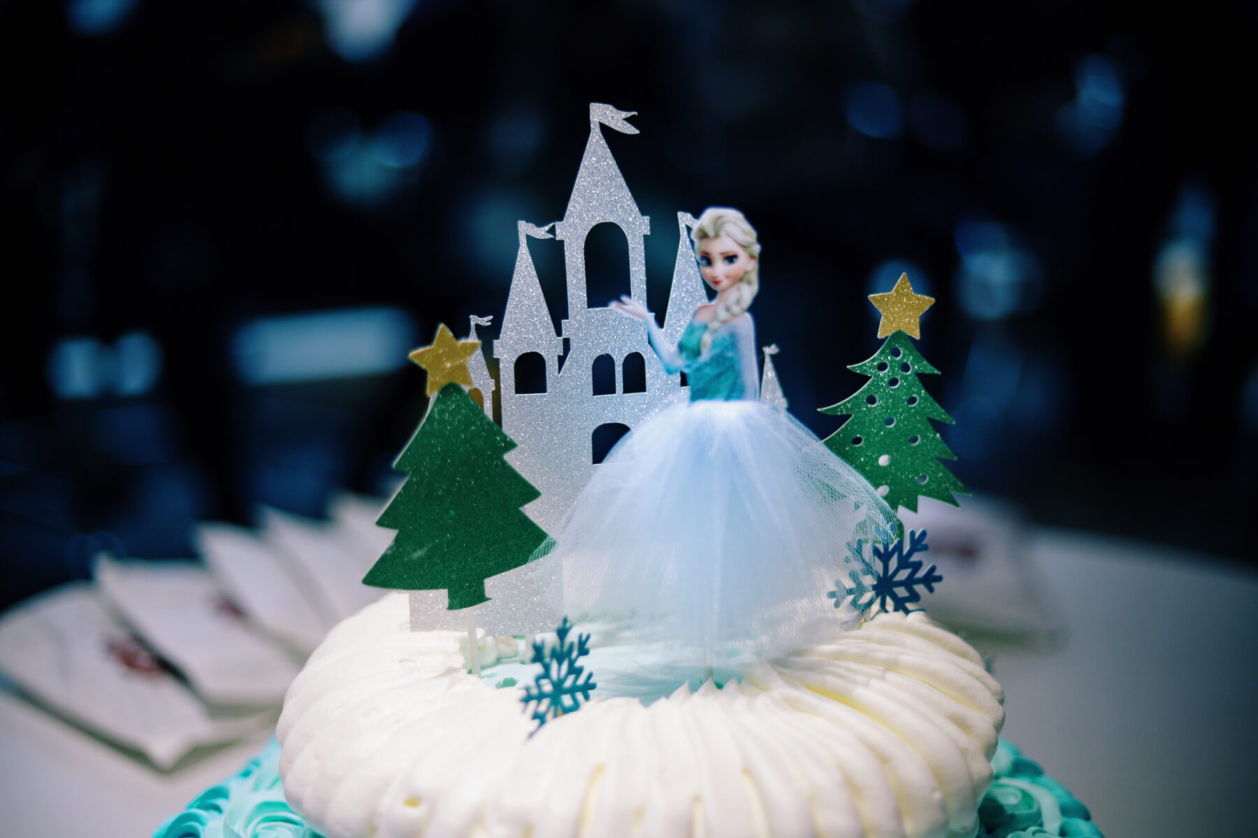 frozen birthday party ideas paperless