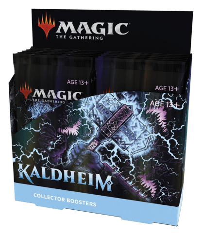 Kaldheim Collector's Booster Box