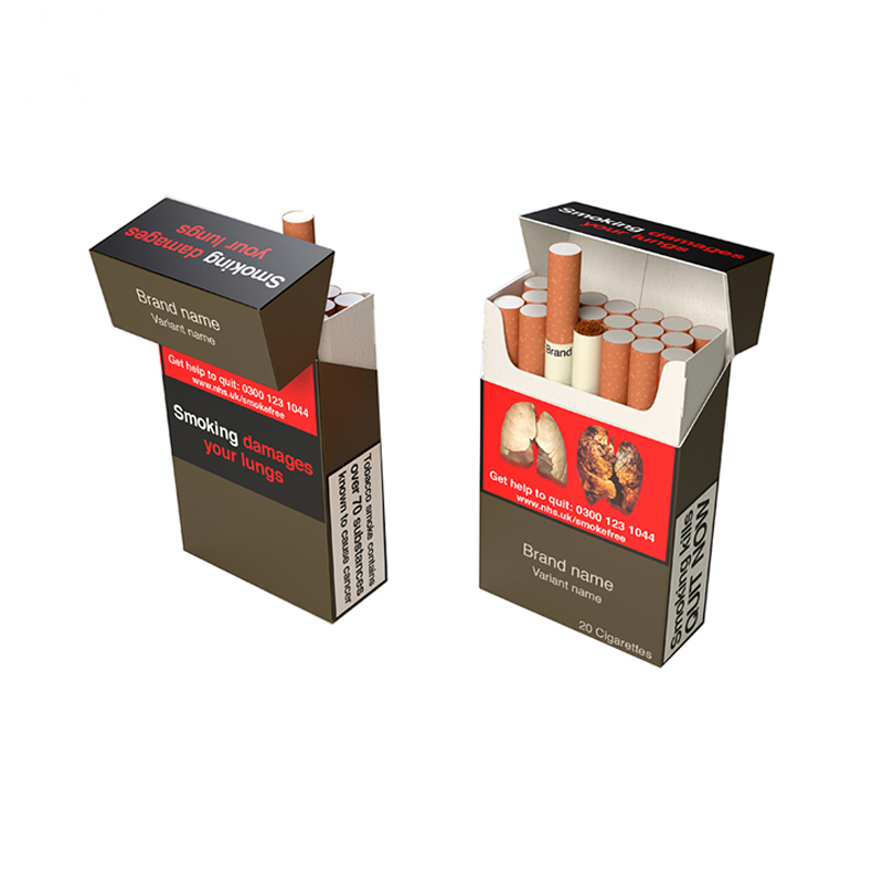 Disposable cigarette box replacement cigarette lighter plug with leads