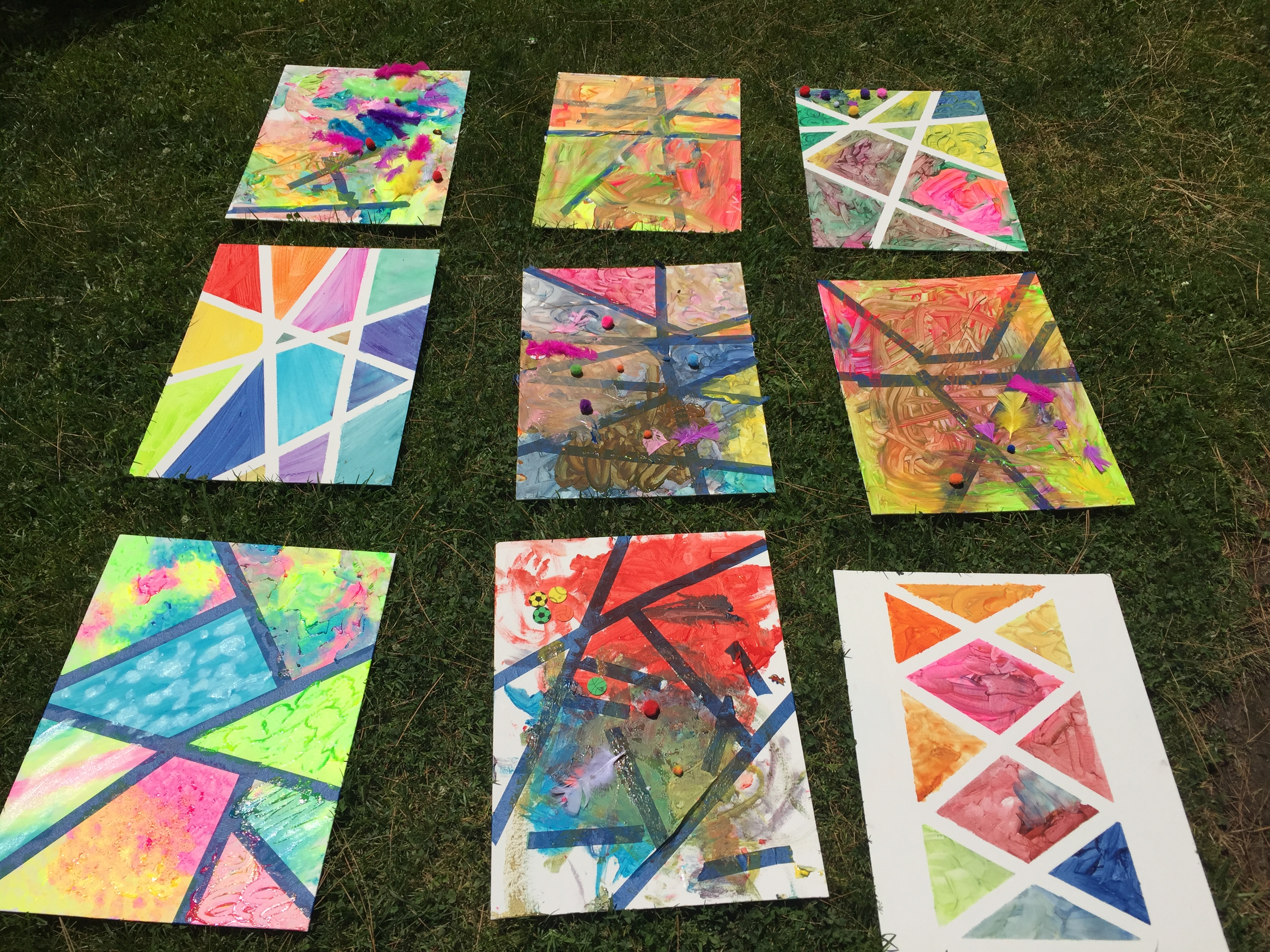 Fun Art Projects To Do With Toddlers Amp Preschoolers