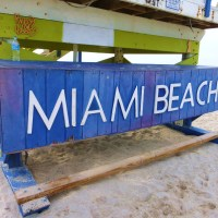The Colourful Lifeguard Stations of Miami Beach