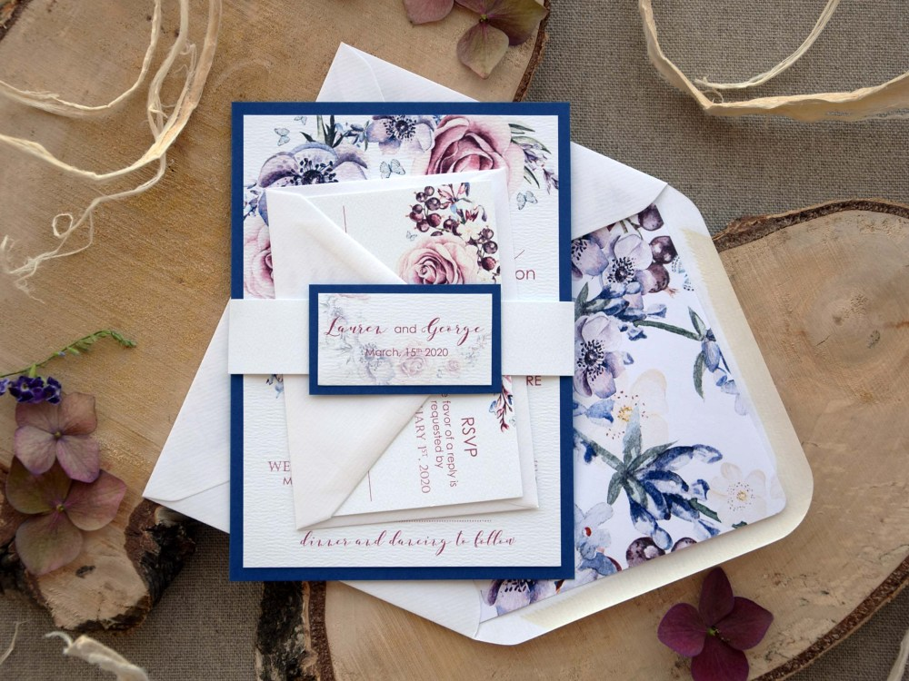 Unique Wedding Invitations