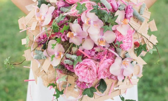 FLowers Wdding Bouquet, Bride Flower Bouquet, Wedding Flowers for Spring