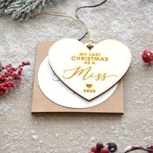 My Last Christmas as a Miss