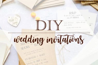 The luxury of getting your DIY Wedding Invitations from Paper Studio