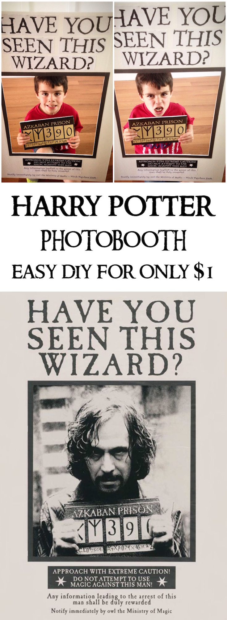 photo about Have You Seen This Wizard Printable titled Harry Potter Get together Photobooth Very simple Do-it-yourself - Paper Path Design and style