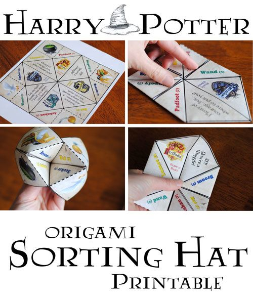 graphic about Harry Potter Decorations Printable called Harry Potter Get together Designs - Paper Path Layout