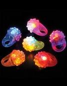 Flashing-light-up-ring