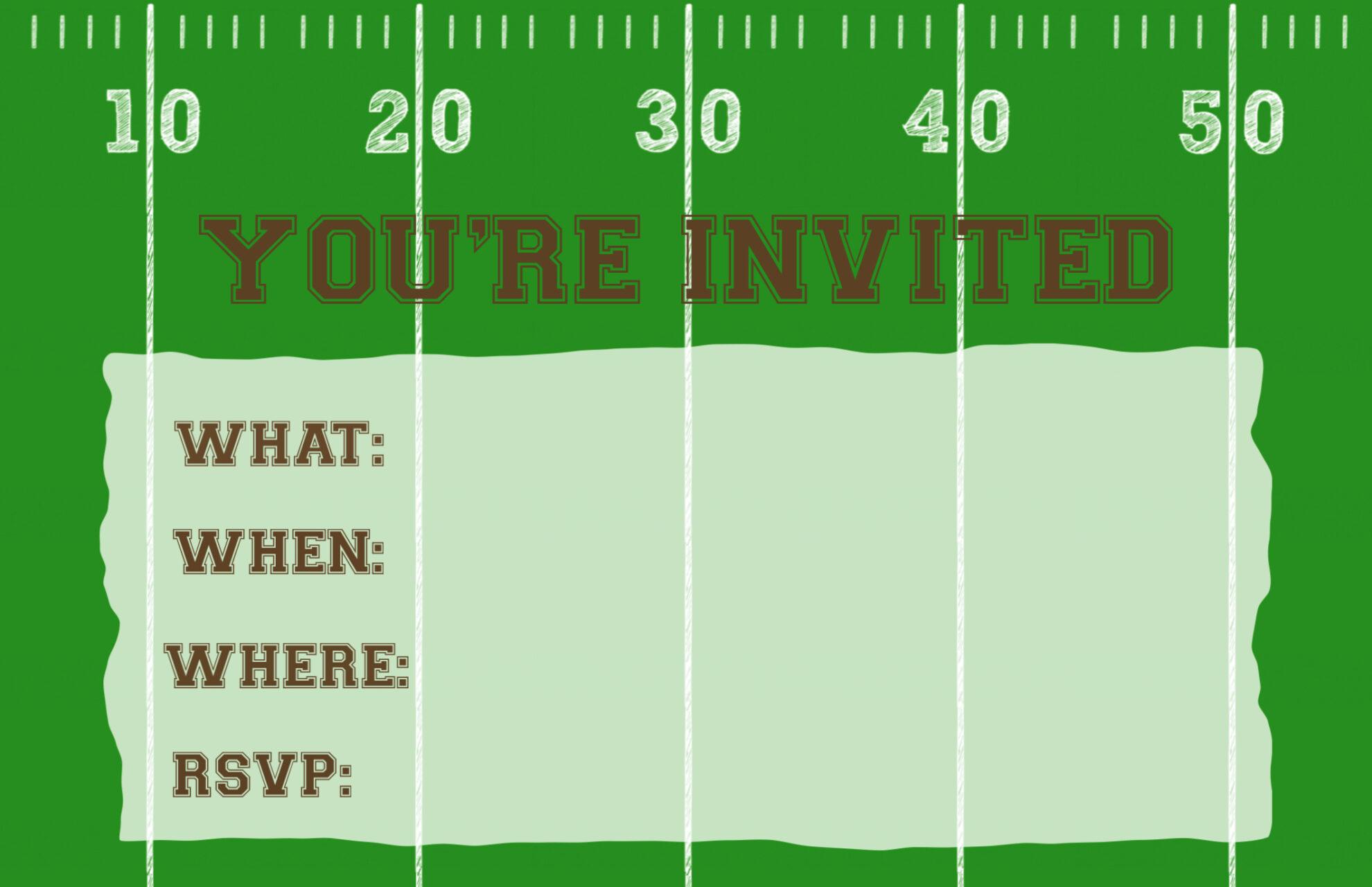 Football-Invitation-2 - Paper Trail Design