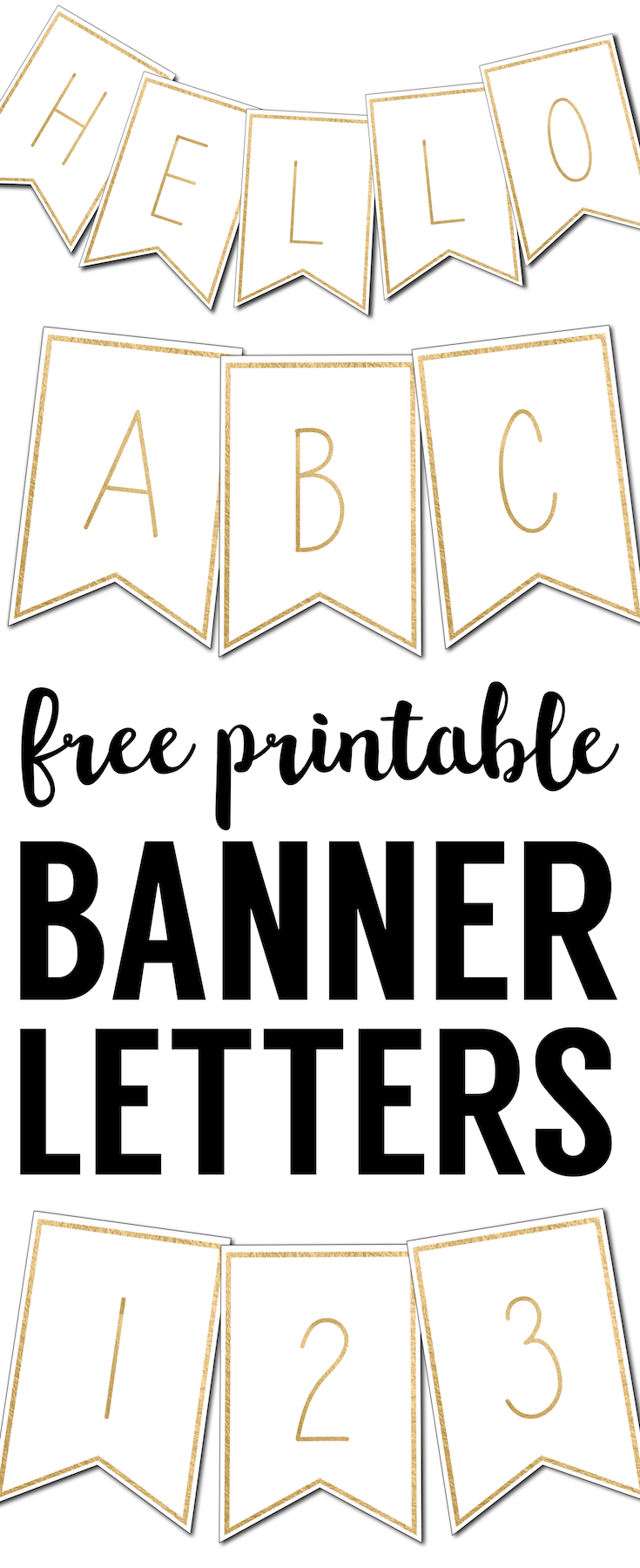 Fan image within lettering templates free