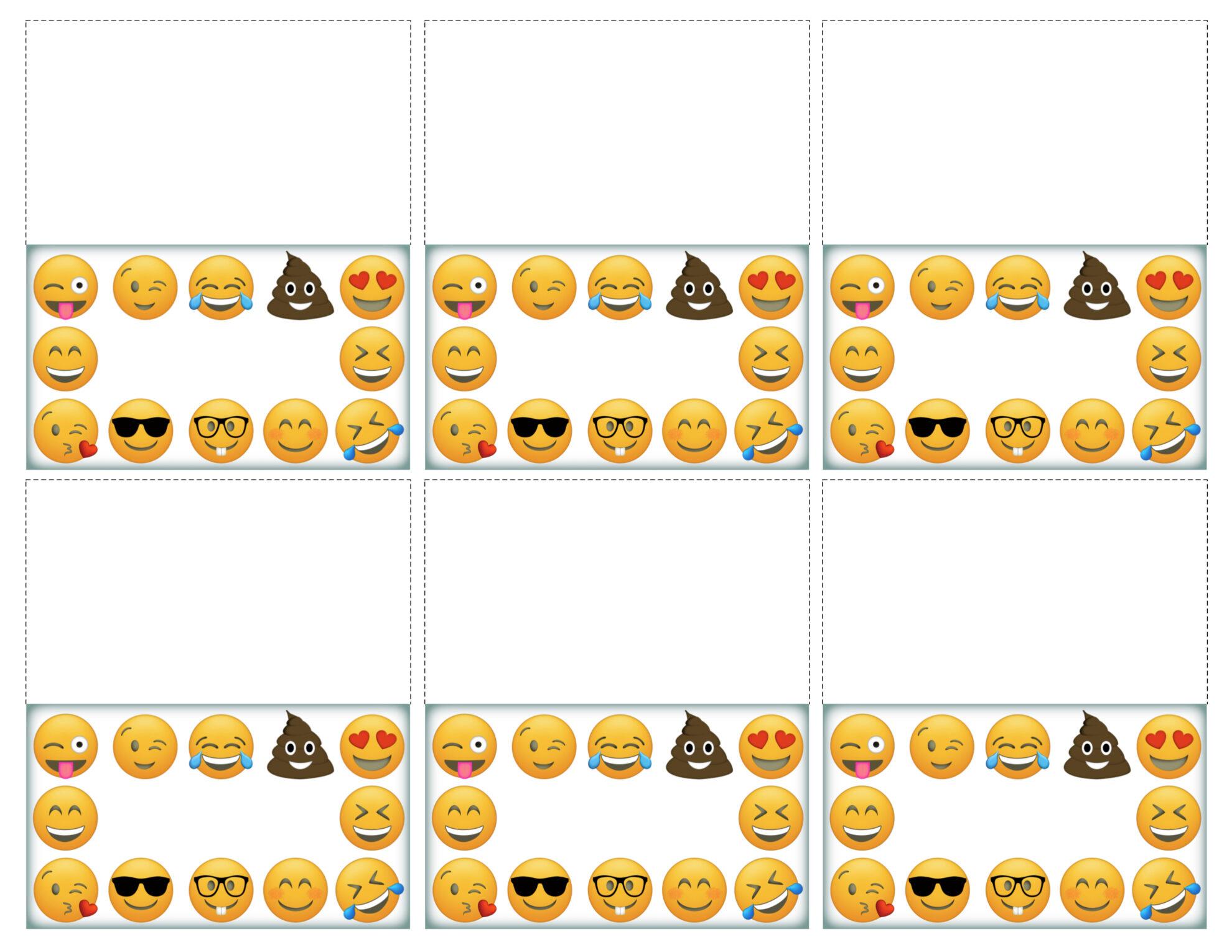 Emoji labels emoji place cards emoji food labels paper trail design emoji birthday party free printable emoji labels emoji place cards emoji food labels emoji birthday party free printable bookmarktalkfo Image collections