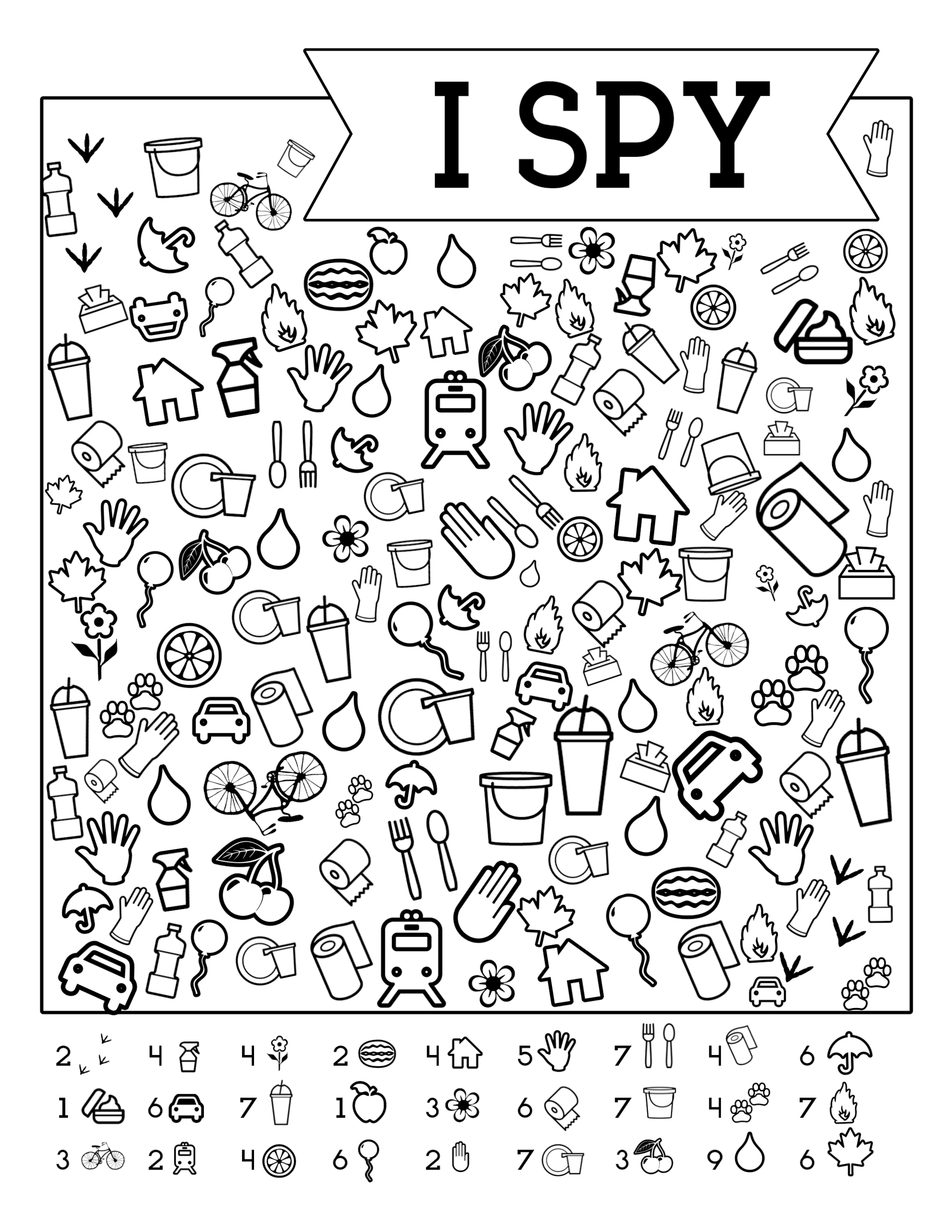 Visual Perception Worksheet Elementary