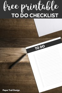 To do checklist printable with computer and text overlay- free printable to do checklist