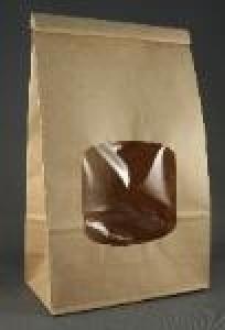 Large Kraft Window Coffee Bags 5 Per Package Papertrey Ink Clear Stamps Dies Paper Ink Kits