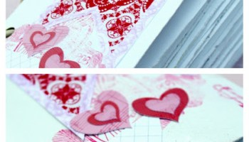 52 Reasons I Love You Cards Tutorial | PaperVine
